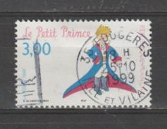 FRANCE / 1998 / Y&T N° 3175 : Portrait Du Petit Prince - Usuel Du 25/10/1999 - Used Stamps