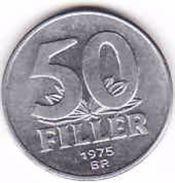 Hungary 50 Filler 1975 - Ungarn