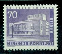 Berlin. Bauwerke, Nr. 153 W Postfrisch ** - Ungebraucht