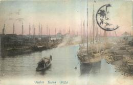 JAPON  OSAKA KAWA GUTHI - Osaka