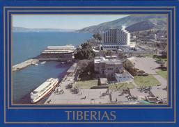 ISRAEL---TIBERIAS---voir  2 Scans - Israel