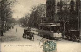 14 - CAEN - Tramway - Caen