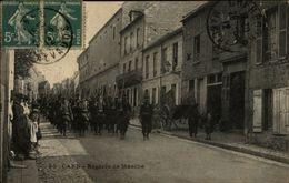 14 - CAEN - Militaires - Caen
