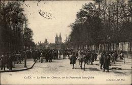 14 - CAEN - Foire Aux Chevaux - Caen