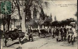 14 - CAEN - Marché Aux Bestiaux - Caen