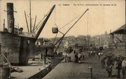 14 - CAEN - Port - Minerai De Fer - Caen