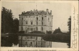 14 - BRETTEVILLE-SUR-CLAIZE - Chateau - France