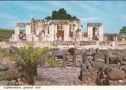 ISRAEL---CAPHARNAUM--ruines D'une Ancienne Synagogue---voir  2 Scans - Israel
