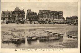 14 - BLONVILLE-SUR-MER - Villas - Hotel - France