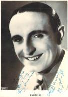 Autographe - Darcelys 1942, Photo Erpé - Autographes