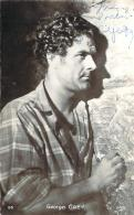 Autographe - Georges Grey, Photo Sirius - Autografi