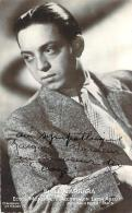 Autographe - Emile Carrara, Ecole Moderne D'Accordéon Léon Agel Paris, Photo Vandamme (accordéoniste) - Autographes