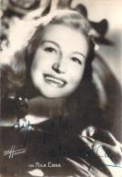 Autographe - Nila Cara 1943, Photo Studio Harcourt - Autografi