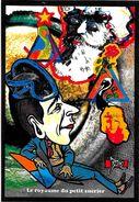 CPM Satirique Caricature LEBAUDY Empereur Du Sahara Sucre Sugar Non Circulé PELADAN Rose Croix Cléo - Satirical