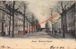 1903 Boulevard Léopold - Antwerpen Anvers - Antwerpen