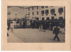 HELETTE -   PHOTOGRAPHIE De Septembre 1948, FÊTE RELIGIEUSE, MANIFESTATION Ou AUTRES - PLACE Du FRONTON, VOIR SCANS - Frankreich