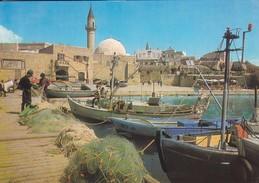 ISRAEL---ACRE--ancient Acre--( Mosqué )---voir  2 Scans - Israel