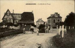 14 - ARROMANCHES - Brèche De Tracy - Arromanches