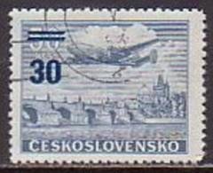 CSSR  593 , O  (P 1639) - Tchécoslovaquie
