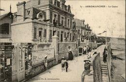14 - ARROMANCHES - Casino - Arromanches