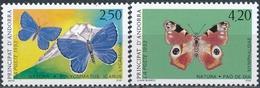 Andorra  Butterflies - Vlinders