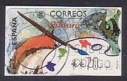 Spanien, ATM 17 , O  (P 2172) - Espagne