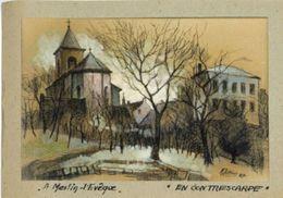 """A Meslin-l'Evêque """"En Contrescarpe"""" (Maurice Peltier, 1987) ATH - Places"""