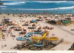 ISRAEL---NATHANIA--sea Side--voir  2 Scans - Israel