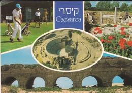 ISRAEL----CAESAREA---multivues--voir  2 Scans - Israel