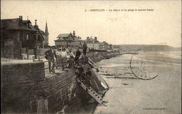14 - ASNELLES - Digue - Plage - France