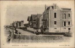 14 - ASNELLES - Digue - Villas - France