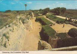 ISRAEL----CAESAREA--l'enceinte De La Ville Des Croisés--voir  2 Scans - Israel