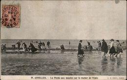 14 - ASNELLES - Peche Aux Moules - France