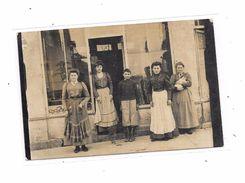 Carte Photo à Identifier : Devanture BOULANGERIE ??? - Cartes Postales