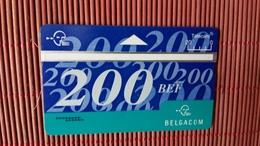 D 26 200 BEF Special Number 613 K Used  Rare - Belgium