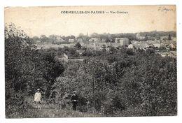 95 - CORMEILLES EN PARISIS - Vue Générale - Cormeilles En Parisis