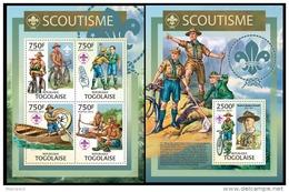 Togo. 2013 Scouting. (321) - Scouting