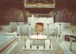 ISRAEL----NAZARETH--autel à La Basilique De L'annonciation--voir  2 Scans - Israel