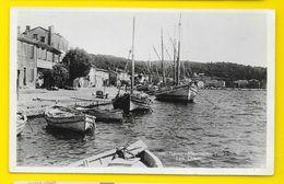 SAINT MANDRIER Rare Les Quais (Bouvet-Sourd) Var (83) - Saint-Mandrier-sur-Mer