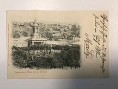 AK   CHILE   VALPARAISO    1899. - Chili