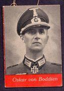"""WHW (Winterhilfswerk, Kleines Büchlein, """"Ritterkreuz Träger"""", """"""""Oskar Von Boddien"""""""",  Sehr Selten - Books, Magazines  & Catalogs"""