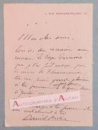 """L.A.S 1914 Daniel RICHE écrivain - Roman """"Le Foyer Provisoire"""" à H. LAPAUZE - Petit Palais - Lettre Autographe LAS - Autographes"""