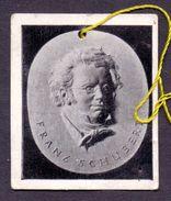 "WHW (Winterhilfswerk, Papier-Anhäger """"Franz Schubert"""" - Books, Magazines  & Catalogs"