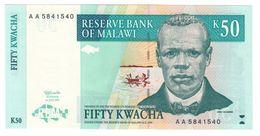 Malawi 50 Kwacha 1997 UNC  .C. - Malawi