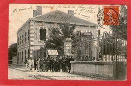 SAINT-MIHIEL - Entrée Des Casernes Du 161è Régiment D'Infanterie - 1907 - - Saint Mihiel