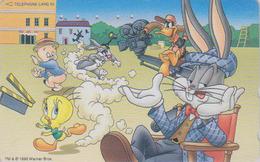 TC Japon / 110-196457 - BD Comics - Série N° 1 - TITI LAPIN BUGS BUNNY COCHON DAFFY DUCK - TWEETY PIG RABBIT Japan Pc 72 - Comics