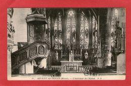 REVIGNY-sur-ORNAIN - L'Interieur De L'Eglise - - Saint Mihiel
