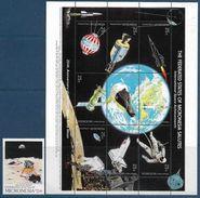 1989 MICRONESIE 91-99+ 100** Espace, Premier Homme Sur  La Lune - Micronésie
