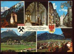 CPM Autriche Silberstadt SCHWAZ Und VOMP Multi Vues - Schwaz