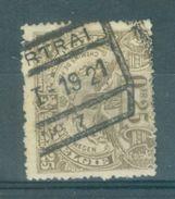 "BELGIE - OBP Nr TR 82 - Cachet  ""COURTRAI Nr 7"" - (ref. 15.291) - Chemins De Fer"
